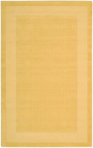 Nourison Westport WP30 Yellow Area Rug