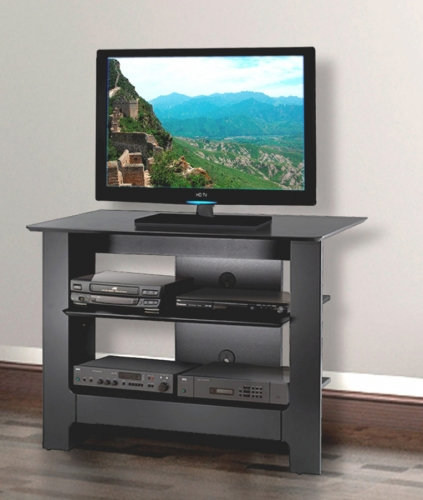 Alpine Tall TV Console