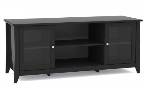 Nexera Tuxedo 58 inch Center Channel TV Console