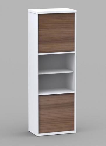 Liber-T 54 inch 2 Door Bookcase