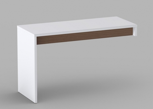 Nexera Liber-T Reversible Desk Panel