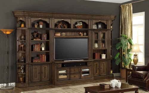 Parker House Aria Entertainment Wall Unit Set B
