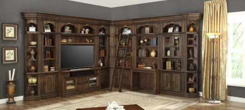 Parker House Aria Library Wall Unit C