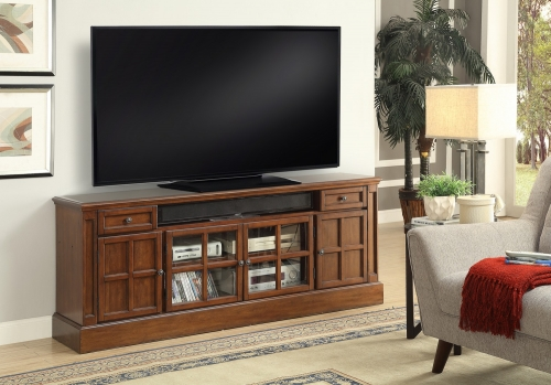 Churchill 72-inch TV Console with Power Center
