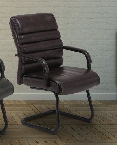 Signature DC-200G-JA Guest Desk Chair - Java