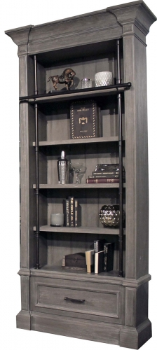 Parker House Gramercy Park Museum Bookcase