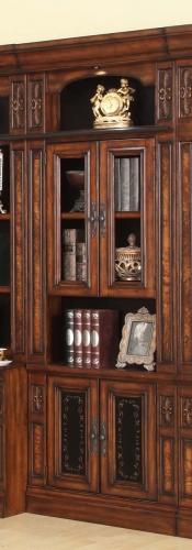 Parker House Leonardo 32in Glass Door Cabinet
