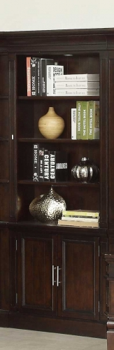 Parker House Stanford 32in Open Top Bookcase