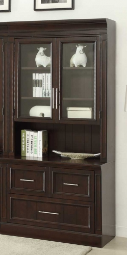 Parker House Stanford 2 Pc Lateral File and Hutch
