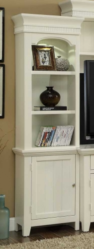 Parker House Tidewater Pier Cabinets Pair and Bridge Backpanel