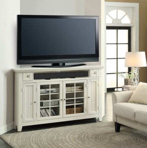 Tidewater 62in Corner TV Console
