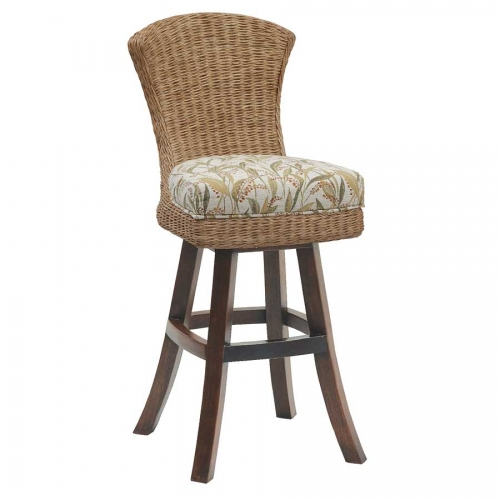 Bahama Breeze Swivel Bar Stool