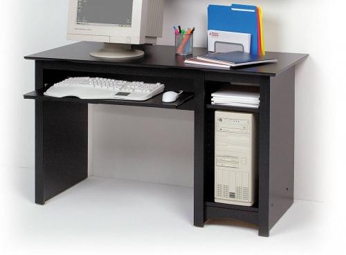 Black Sonoma Computer Desk