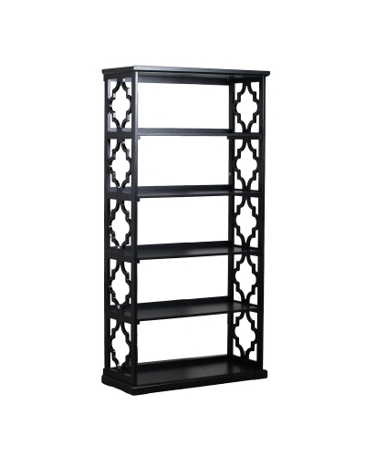 Turner Bookcase - Black