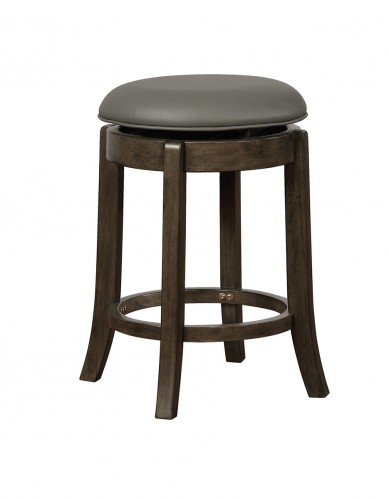 Merik Counter Stool - Grey