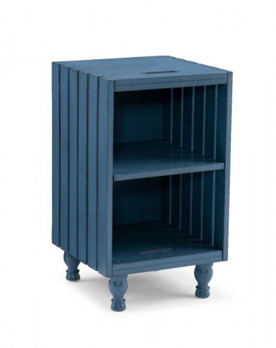 Royer Table - Blue