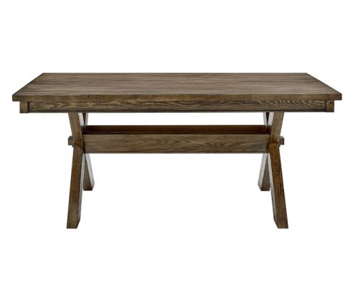 Turino Dining Table - Rustic Umber