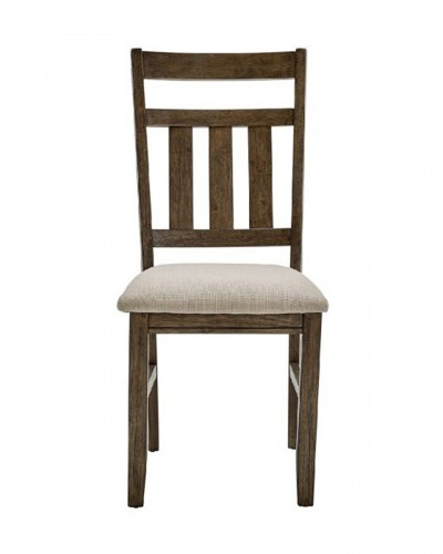 Turino Side Chair - Rustic Umber