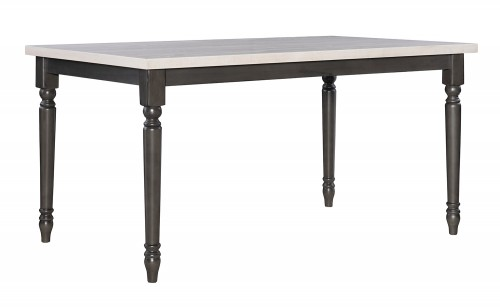 Willow Dining Table - Grey