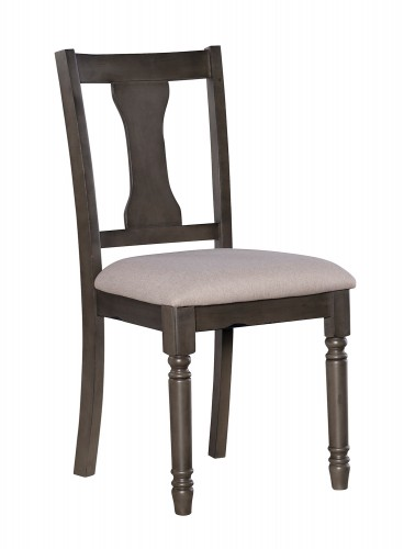 Willow Side Chair - Grey