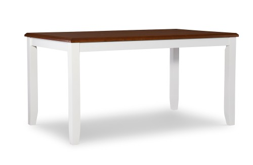 Jane Dining Table - Brown