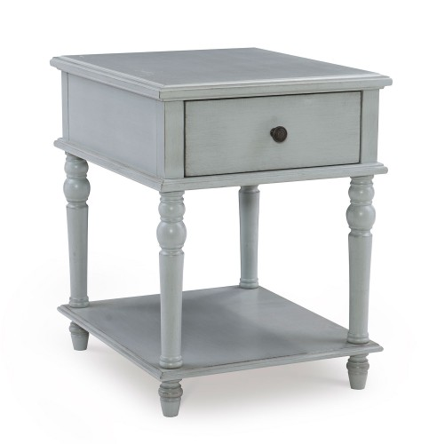 McGhie Side Table - Grey