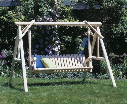 Cedar Looks Classic Swing