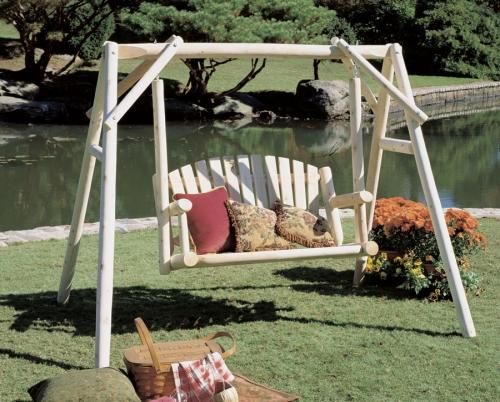 Cedar Looks American Garden Swing - 5ft