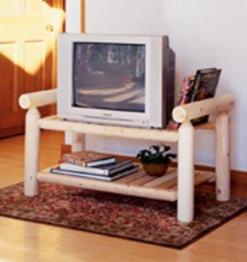 Cedar Looks TV Stand