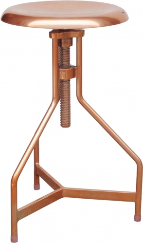 Colter Stool - Copper