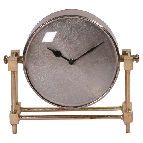 Rockwood Clock - Brass Plated