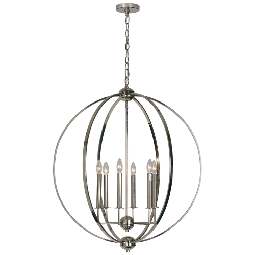 Sullivan Ceiling Fixture - Polished Nickel