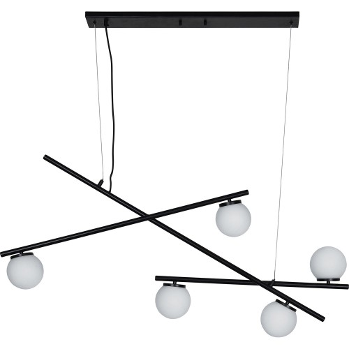 Lowther Ceiling Fixture - Matte Black