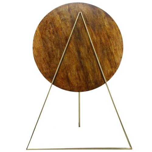 Parsons Floor Lamp - Antique Brass