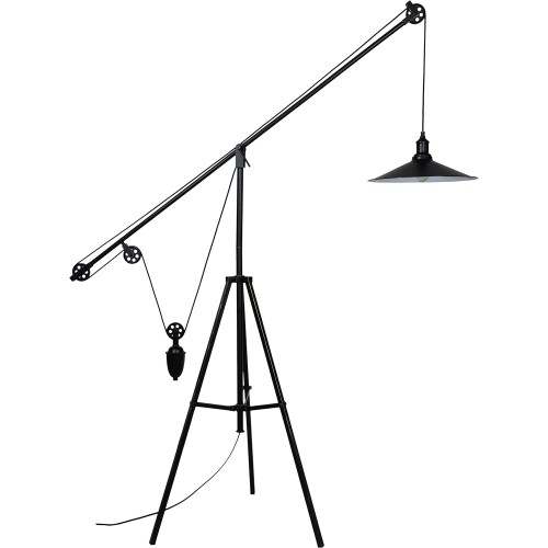 Qade Floor Lamp - Oil Rubbed Bronze