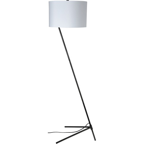 Howden Floor Lamp - Graphite Grey