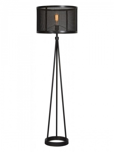 Livingstone Floor Lamp - Black