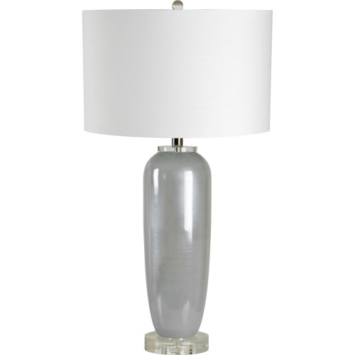 Carlotta Table Lamp - Clear