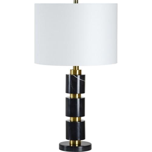 Carri Table Lamp - Black