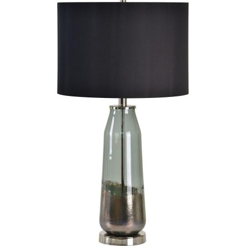 Caren Table Lamp - Nickel