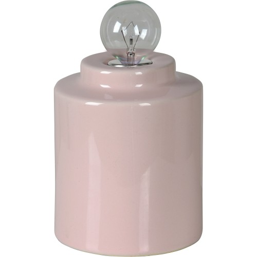 Cesar Table Lamp - Pink