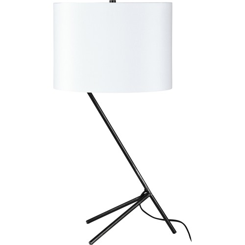 Wolcott Table Lamp - Graphite Grey