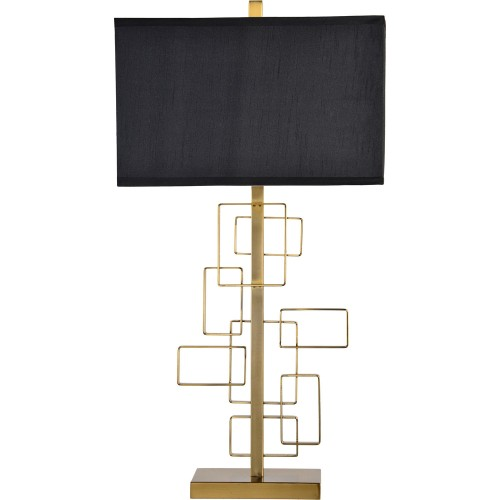 Sabrina Table Lamp - Brass