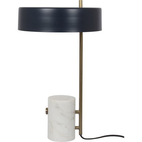 Monty Table Lamp - Natural Marble