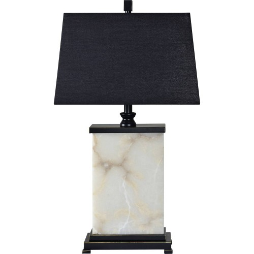 Waylan Table Lamp - Black