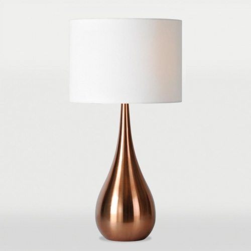 Pandora Table Lamp - Copper