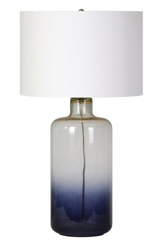 Nightfall Table Lamp - Blue ombre
