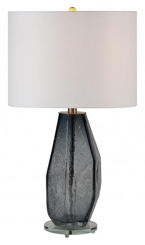 Hadesa Table Lamp - Grey