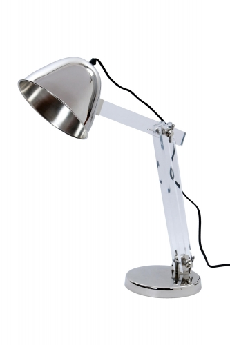 Holden Table Lamp - Nickel Plated