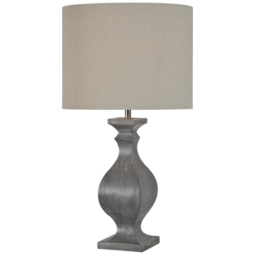 Durango Table Lamp - Grey Wash